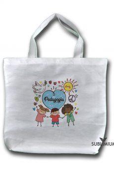 Ecobag Pedagogia